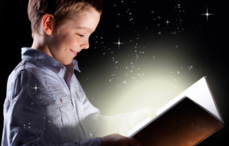 Magic storybooks for children