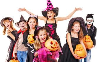 Halloween children's party ideas